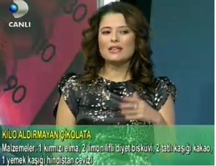 Dr. Ayça Kaya Kilo Aldırmayan