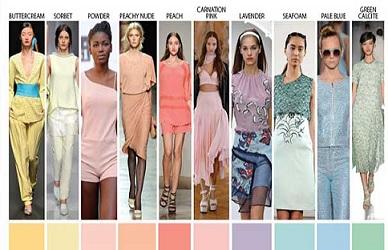 2014 ilkbahar-yaz moda renkler