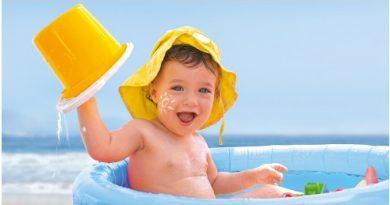Bebek Cildine Özel Doğal Güneş Kremi Suna Dumankaya