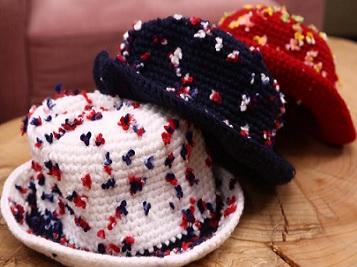 Nurselin Evi Çocuklar İçin Şapka Yapımı Tülin İriş