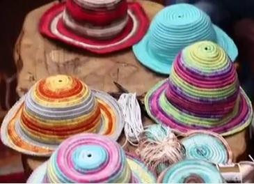 Nurselin Evi Yazlık Şapka Yapımı Tülin İriş